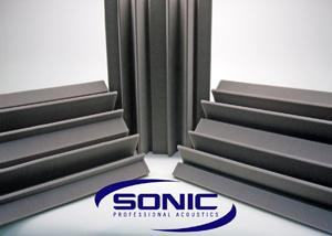 Easyfoam Sonic Acoustics Professional Range