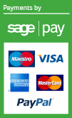 Sagepay credit cards